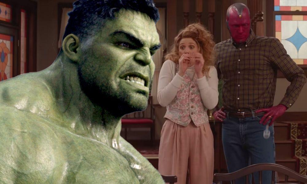 'WandaVision' adaptaría 'World War Hulk'