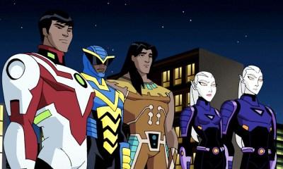 DC rediseño a los Wonder Twins