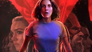 conexión entre Stranger Things y Black Widow