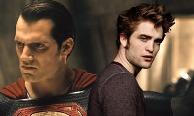 Robert Pattinson es el hombre más guapo