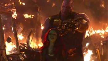 sangre de Thanos hubiera podido salvar a Gamora