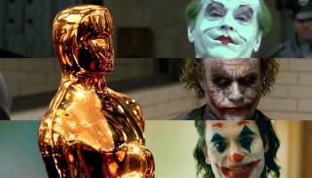 Joker siempre gana en los Oscar