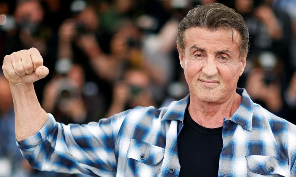 fotos de Sylvester Stallone en 'Samaritan'
