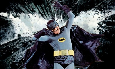 'The Dark Knight Rises' hace referencia a Adam West