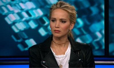 Jennifer Lawrence se une al cast de 'Don't Look Up'