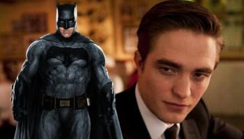 conexión de Ben Affleck con Robert Pattinson