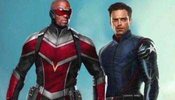 Habrá tres Captain America en 'The Falcon and the Winter Soldier'