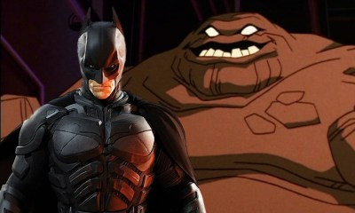 Clayface existe en 'The Dark Knight Rises'