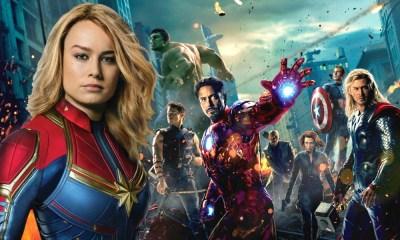 Captain Marvel enfrentará a los Avengers clones