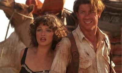 Ryan Gosling protagonizaría remake de 'The Mummy'