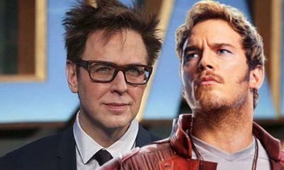 James Gunn está trabajando en 'Guardians of the Galaxy Vol. 3'