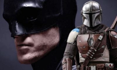 Batsuit será similar al traje de The Mandalorian