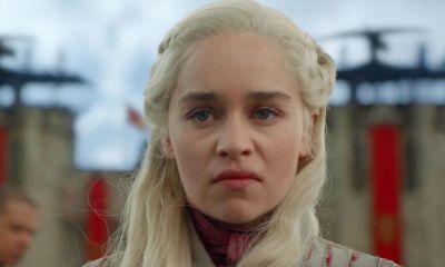 Emilia Clarke fue la segunda Daenerys Targaryen