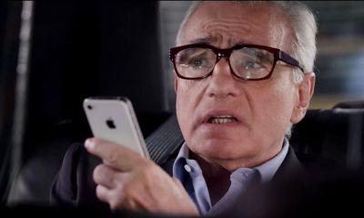 Escena grabada con iPhone en The Wolf of Wall Street
