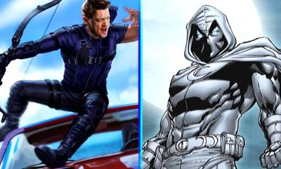 Jeremy Renner está entrenando para 'Hawkeye'