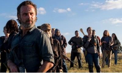 Personaje LGBT en 'The Walking Dead'
