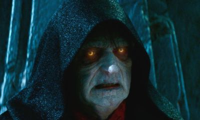 Regreso de Palpatine según el guion de 'The Rise of Skywalker'