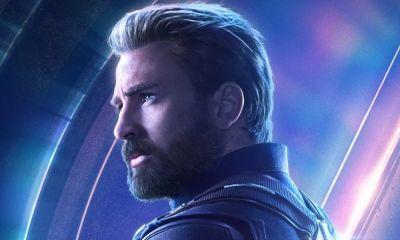 arte conceptual del escudo de Captain America