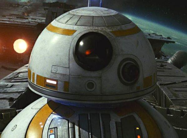 BB8 iba a convertirse en un tanque y así se iba a ver en 'The Rise of Skywalker' bb8-iba-a-convertirse-en-un-tanque-600x443