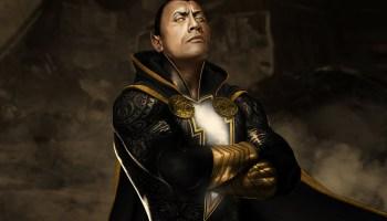 Black Adam será el villano más poderoso