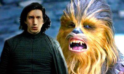 Chewbacca ayudó a que Kylo Ren abandonara el lado oscuro