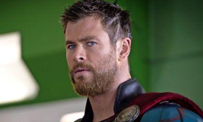 Chris Hemsworth en el DCEU