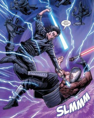 El sacrificio que tuvo que hacer Kylo Ren para convertirse al lado oscuro como-se-convirtio-kylo-ren-al-lado-oscuro-401x500