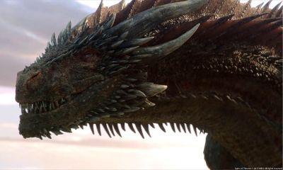 Drogon de Game of Thrones apareció en 'Westworld'