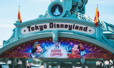 Disneyland Tokyo seguirá cerrado por coronavirus