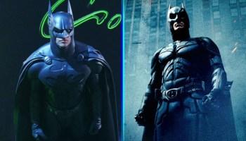 Senador Patrick Leahy en el universo de Batman