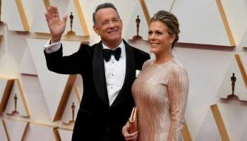 estado de salud de Tom Hanks