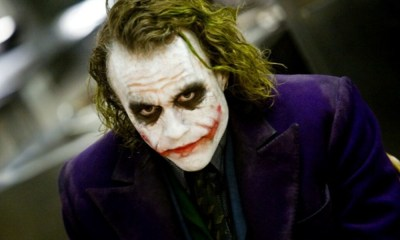 Heath Ledger hizo una referencia a su hija en 'The Dark Knight'