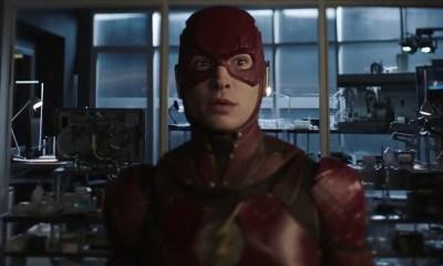 Casi arruinan el cameo de Ezra Miller en el Arrowverse