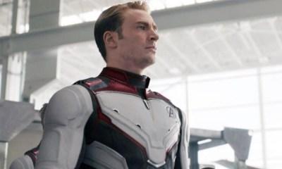 Fan trailer de 'Captain America 4'