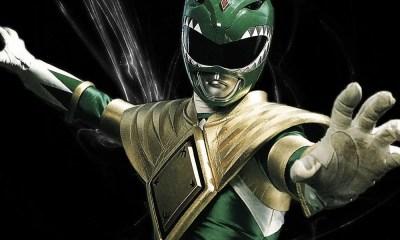 Green Ranger en la secuela de Power Rangers