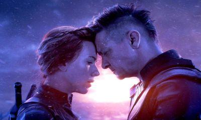 Hawkeye aparecerá en 'Black Widow'