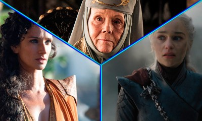 Indira Varma de 'Game of Thrones' tiene coronavirus
