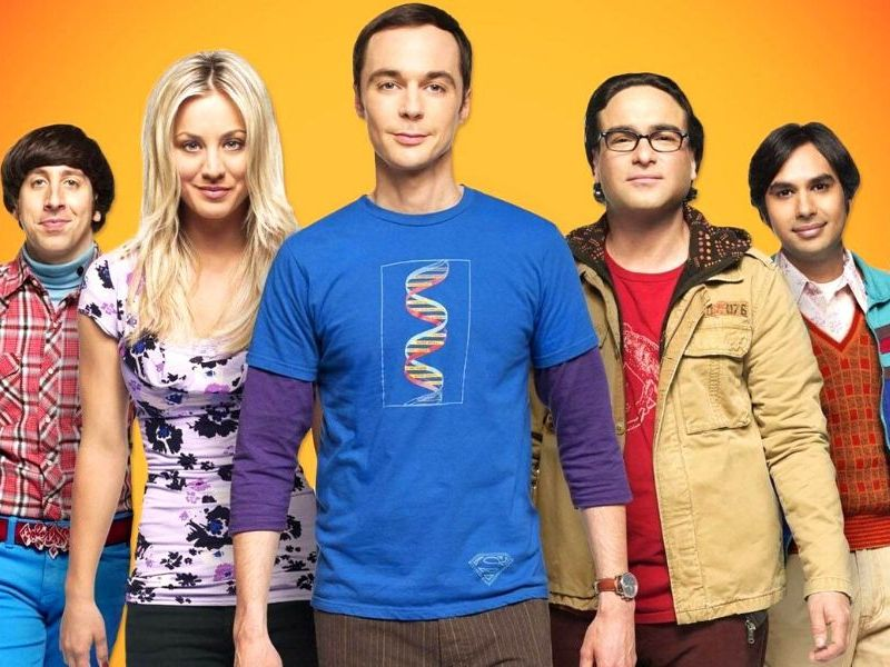 Johnny Galecki iba a interpretar a Sheldon Cooper