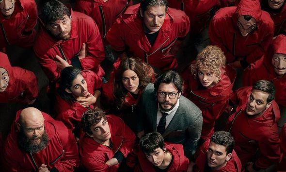 'La Casa de Papel 4' adelanta su estreno