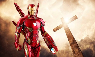 Marc Maron compara a Iron-Man con Cristo