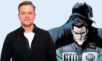 Matt Damon sería Joker en nueva serie