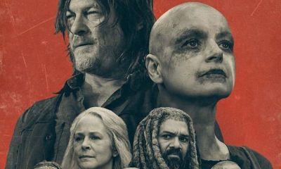 Negan traiciona a Alpha en 'The Walking Dead'
