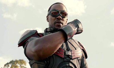 Nick Fury en Falcon and the Winter Soldier