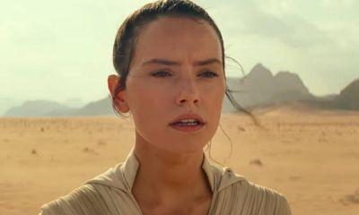nuevo villano de Rey en 'The Rise of Skywalker'