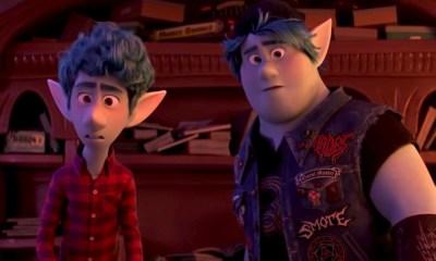 Películas de Pixar después de 'Onward'