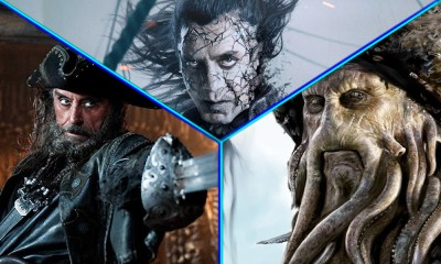 Davy Jones regresará al reboot de 'Pirates of the Caribbean'