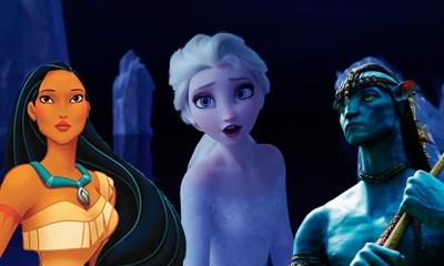 Pocahontas y Avatar le deben agradecer a 'Frozen 2'
