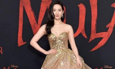 Premiere de 'Mulan'