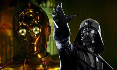 Recuerdo de Darth Vader en C-3PO