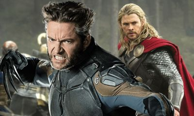 referencia de X-Men en Thor: The Dark World